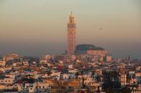 Casablanca Moschee 3