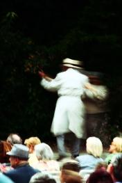 Hamburg Planten & Blumen - dancing couple