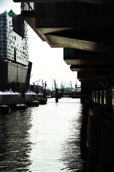 Hamburg Hafencity - Elbphilharmonie
