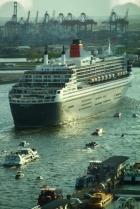 Hamburg Hafen & Elb - Queen Mary 2