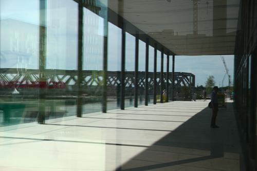 Hamburg - Reflection Hafencity