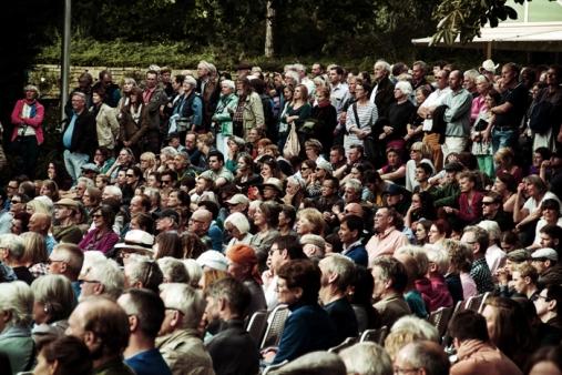 Hamburg - Concert in Planten & Blumen