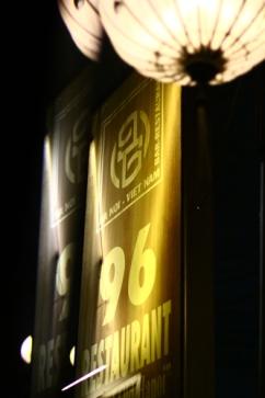 Restaurant 96 - hanoi