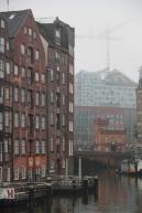 Hamburg city center - Deichstrasse
