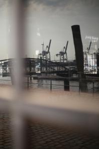 Hamburg Altona - Reflection Fischmarkt