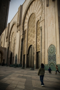 Casablanca Moschee 4