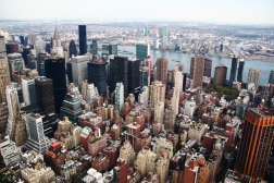 NYC from sky 2