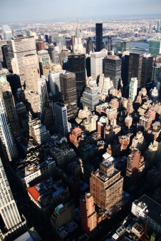 NYC from sky 4
