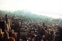 NYC from sky 5