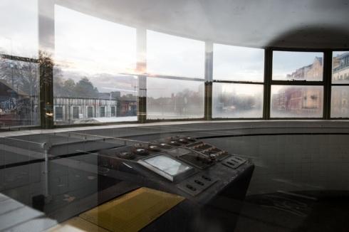 Bridge commanbde center Bristol