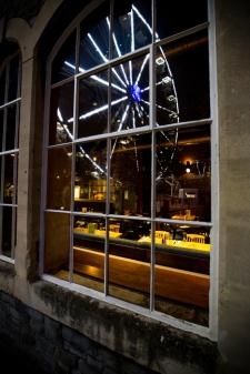 Christmas wheel Bristol