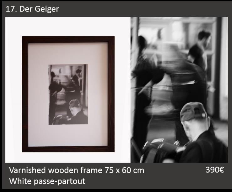 17 Der Geiger