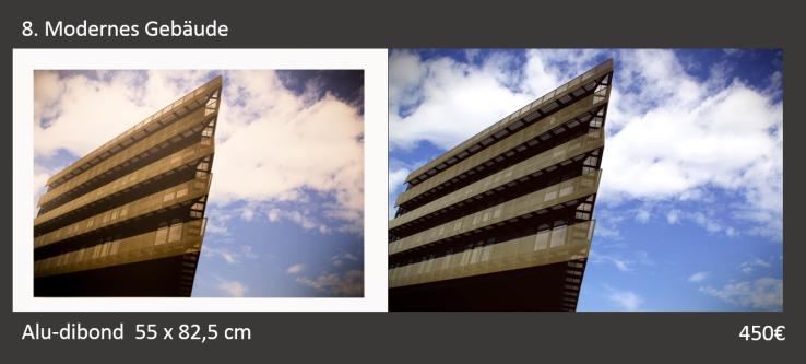 8 Modernes Gebäude