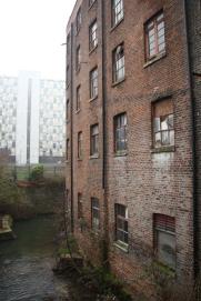 Manchester brick building 2