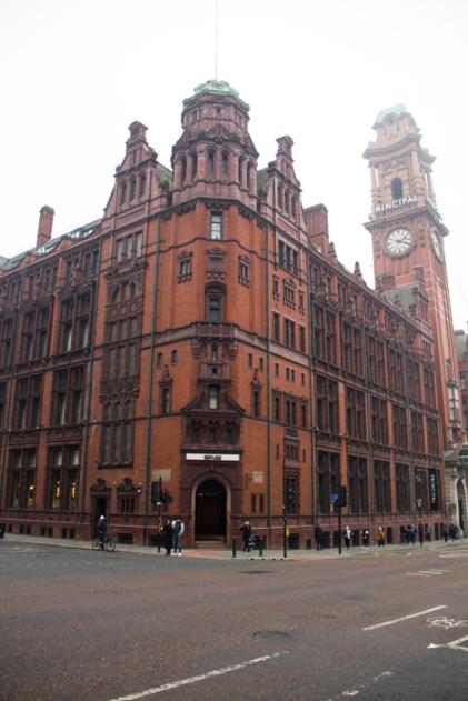 Manchester city center (2)