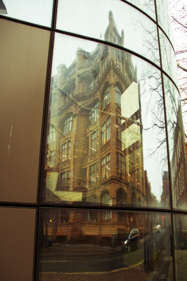 Manchester reflection