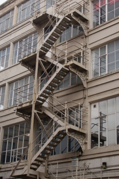 Manchester staircase