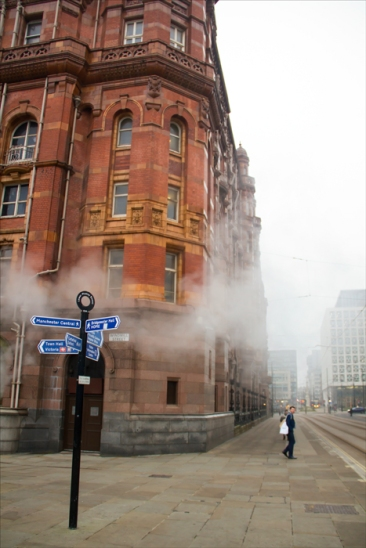 Manchester steam heating