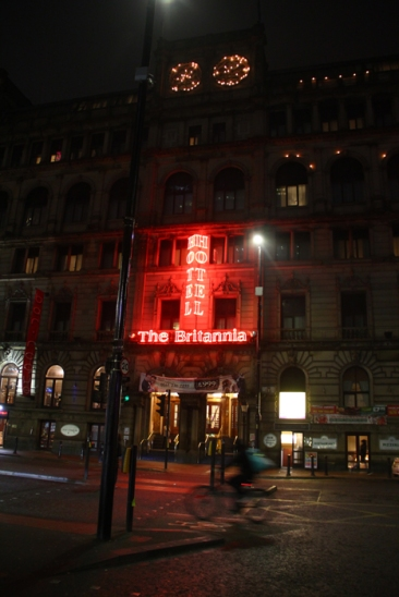 Manchester The Britannia Hotel